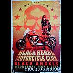Black Rebel Motorcycle Club New Fillmore Poster F873