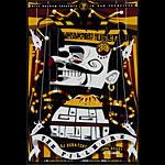 Gogol Bordello New Fillmore F885 Poster