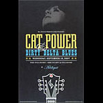 Cat Power New Fillmore F889 Poster