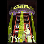 Galactic New Fillmore F897 Poster