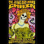 Jesus And Mary Chain New Fillmore Poster F901