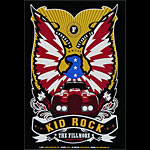 Kid Rock New Fillmore Poster F902
