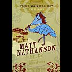 Matt Nathanson New Fillmore F904 Poster