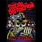 Social Distortion New Fillmore F912 Poster