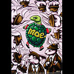 moe. New Fillmore F913 Poster