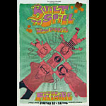 Built To Spill New Fillmore Poster F918