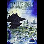 Tea Leaf Green New Fillmore F919 Poster