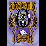 The Black Crowes New Fillmore Poster F923