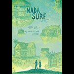 Nada Surf New Fillmore Poster F924
