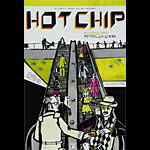 Hot Chip New Fillmore Poster F940