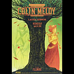 Colin Meloy New Fillmore Poster F943