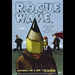 Rogue Wave New Fillmore Poster F944
