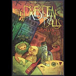 The Dresden Dolls New Fillmore Poster F948