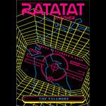 Ratatat New Fillmore Poster F968