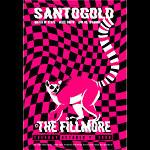 Santogold New Fillmore Poster F972