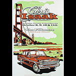 Chris Isaak New Fillmore Poster F973a