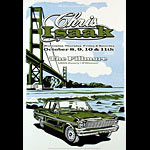 Chris Isaak New Fillmore Poster F973d