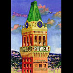 Tower of Power New Fillmore Poster F974
