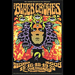 The Black Crowes New Fillmore Poster F981