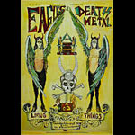 Eagles Of Death Metal New Fillmore F990 Poster