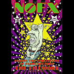 NOFX New Fillmore Poster F991