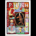 Phish New Fillmore Poster FPhish