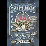 2011 ECI VIP Bash New Fillmore Poster F_ECI_VIP11