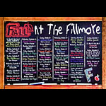 Fillmore Fall 2010 Schedule New Fillmore FFall2010 Poster