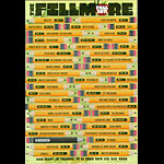 Fall 2011 Schedule New Fillmore Poster FFall2011