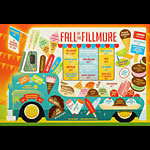 Fillmore Fall 2019 Schedule  Fillmore F_Fall2019Sched Poster