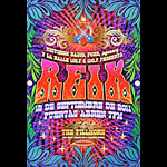 Reik New Fillmore Poster F_Reik