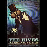The Hives New Fillmore LN_13_12_16 Poster