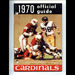 1970 St. Louis Cardinals Media Guide