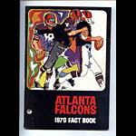 1970 Atlanta Falcons Media Guide