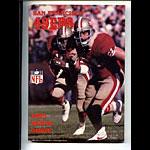 1985 San Francisco 49ers Media Guide