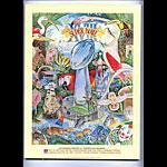1984 Super Bowl XVIII (18) Los Angeles Raiders vs Washington Redskins Program Program