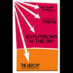 Factor 27 Explosions In The Sky Poster