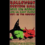 Factor27 Halloween Costume Ball with the Gourds Poster