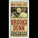 Firehouse - Chuck Sperry and Ron Donovan Brooks And Dunn Poster