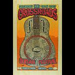 Chuck Sperry Firehouse Eric Clapton 2007 Crossroads Guitar Festival Poster