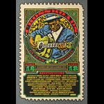 Ron Donovan 2013 Crossroads Guitar Festival Poster