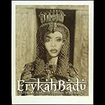 Firehouse Erykah Badu Poster