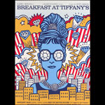 Firehouse - Santi Pozzi Breakfast at Tiffany's Movie Poster
