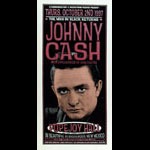Ron Donovan Johnny Cash Poster