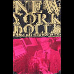 Firehouse New York Dolls Poster