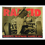 Firehouse - Ron Donovan Rancid Poster