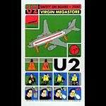 Chuck Sperry - Firehouse U2 Poster