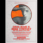 Dave Hunter - Firehouse David Bowie in Ziggy Stardust Movie Poster