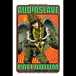 Firehouse Audioslave Poster