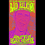 Firehouse Bad Religion Bush Poster